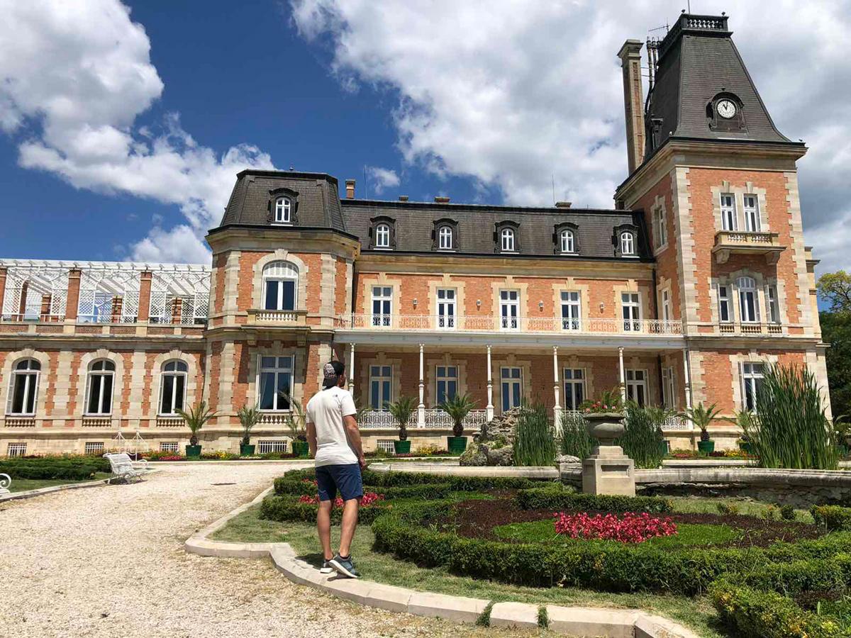 Euxinograd-Palace