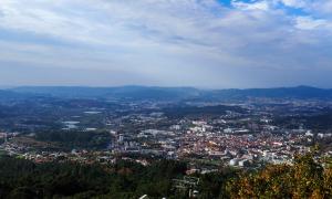 Гимараеш, първата столица на Португалия
