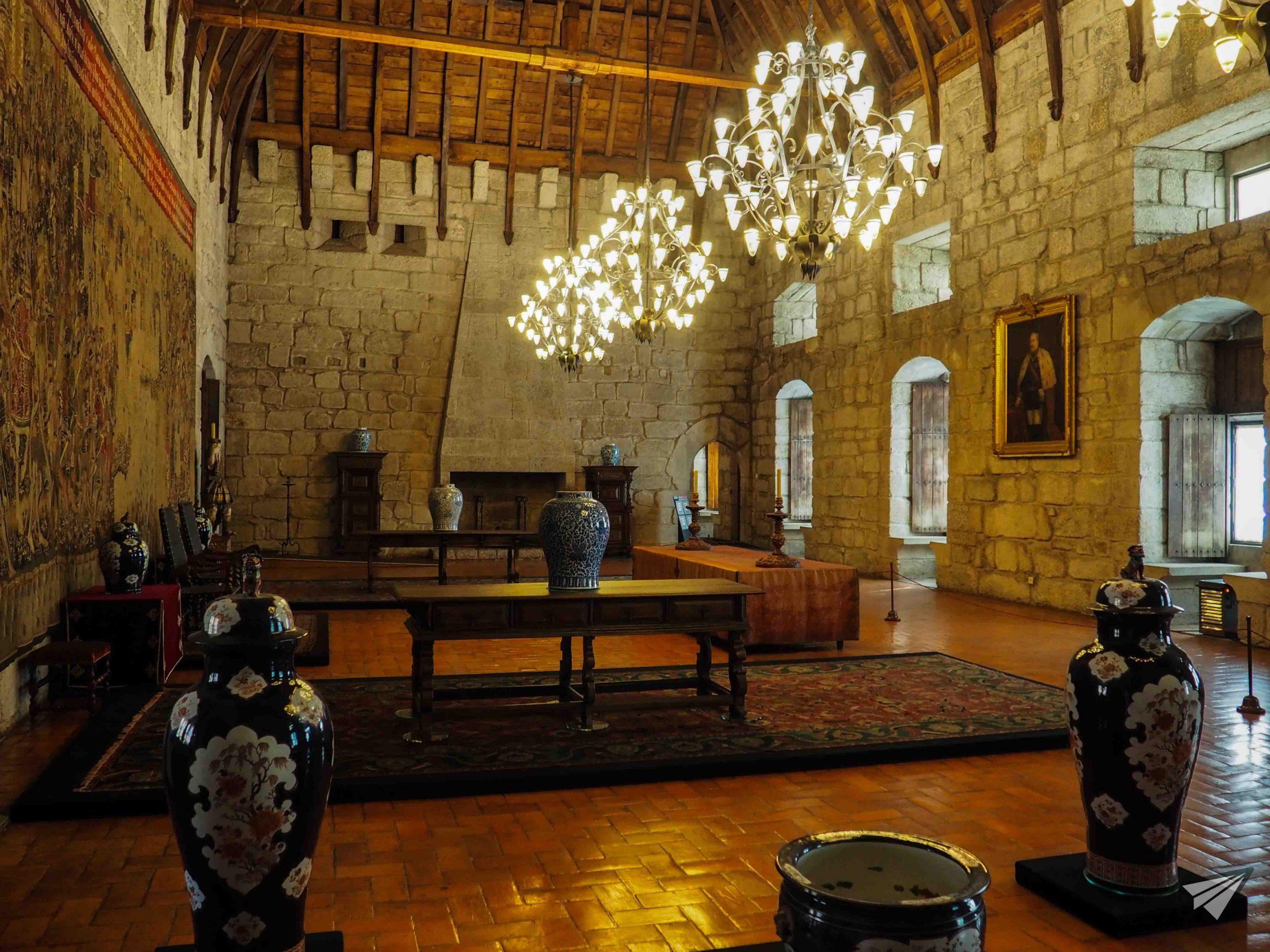 Музей на дворецът на херцозите на Браганса