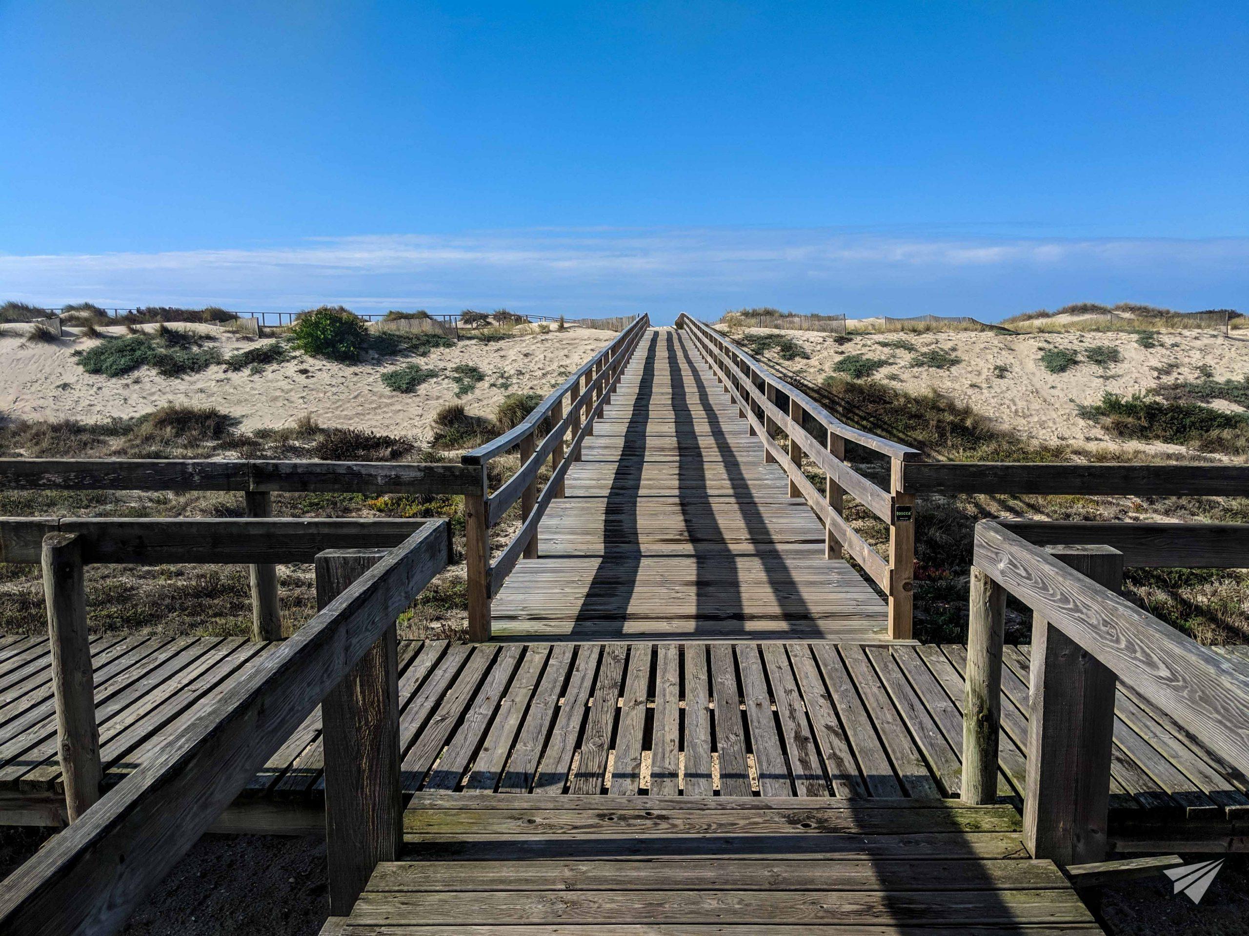 Пътеката към плажа