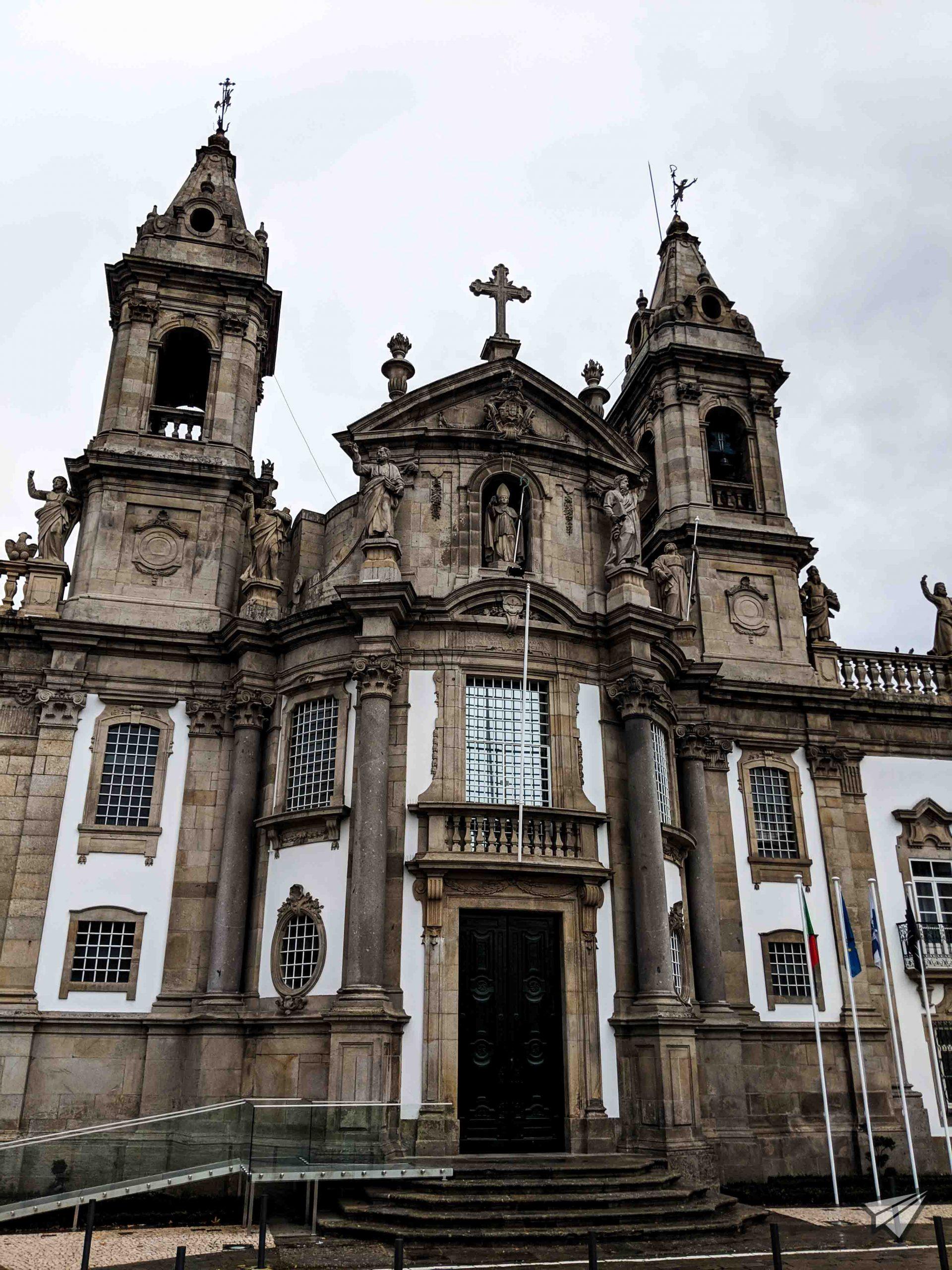Църквите на Брага