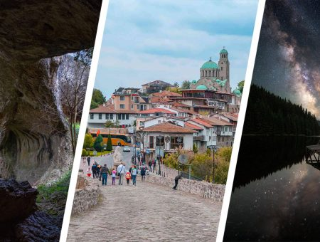 The favorite places of the Bulgarian travel bloggers in Bulgaria 2021